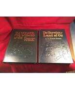 THE WONDERFUL WIZARD OF OZ - EASTON PRESS 1sts 6 Volume OZ - L. Frank Baum - $735.00