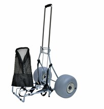Folding Beach Cart by Wheeleez - New Model - $399.94