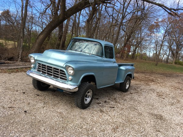 1956 Chevy 3100 PU For Sale In Millstadt, IL 62260