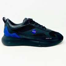Mercer W3RD 2.0 NASA Apollo 17 Night Mission Black Blue Mens Size 10 - $279.95