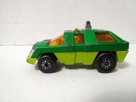 MATCHBOX DIECAST CAR PLANET SCOUT NO.59 SUPERFAST GREEN LESNEY ENGLAND ... - $5.54