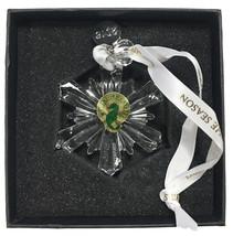 "NEW Waterford Lighting Up The Season 2018 Mini Snowflake Ornament 2.5"" 40031773 image 2"
