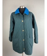 Vintage Patagonia Womens Jacket 12 L Green Made in USA - $98.99