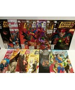 JUSTICE LEAGUE OF AMERICA - 1 - 12 - SIGNED BRAD MELTZER - FREE SHIPPING - $46.75
