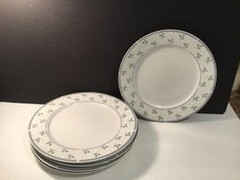 Oneida Katrin Dinner Plates set of 5 Lovely - $27.69