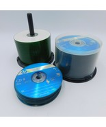 146 - 86 HP Blue 60 Unbranded Blank CD-R Recordable 52x 700 mb 80 min Ca... - $19.99