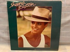 Sheena Easton Madness Money y Música LP Record Álbum Vinilo - $5.17