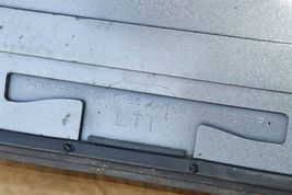 08-13 Acura MDX Rear Hatch Lip Spoiler Wing Garnish w/ Brake Light image 12