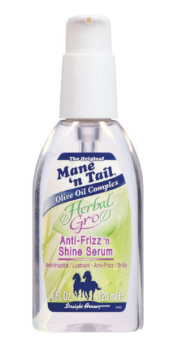 Mane n' Tail Olive Oil Complex Herbal Gro Anti Frizz 'n Shine Serum 4oz - $11.78