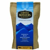Coffee Roasters Jamaica Blue Mountain Coffee Blend Medium Ground 8oz Bag - $44.55