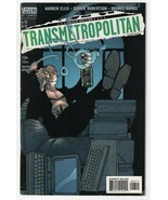 Transmetropolitan #26 October 1999 Vertigo DC Warren Ellis - $2.53