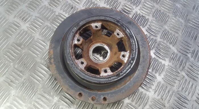 1040301703CF  EIS446553 Crankshaft Belt Pulley Mercedes-Benz S-CLASS 1995