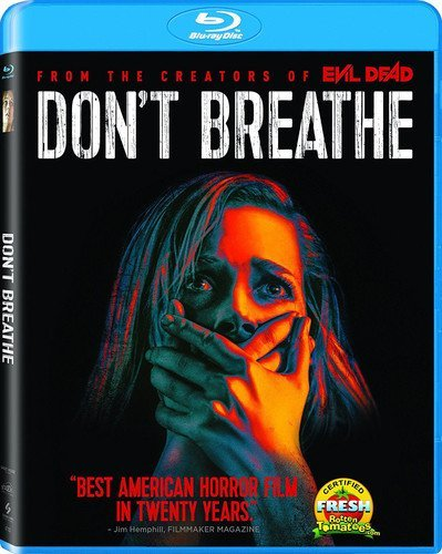 Don't Breathe (Blu-ray Disc, 2016)