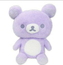 Rilakkuma Fluffy Pastel Purple Plushy XL Premium (50 cm) - $35.52