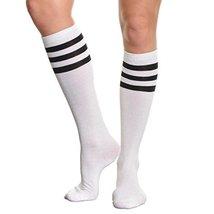 Angelina Referee Knee High Socks 6 Pair Pack #2539WS-B