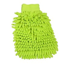 2PCS Chenille Household Dustproof Hand Duster Cleaner Gloves for Cleanin... - $14.14