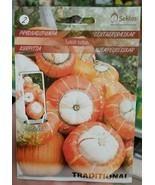 Pumpkin TURKISH TURBAN early fruit delicious Fruit round, Orange , pumpk... - £3.62 GBP