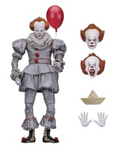 "Pennywise Ultimate Action Figure by NECA 7"" Scale 2017 - $34.95"