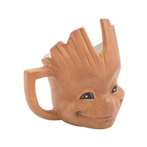 Marvel Guardians of the Galaxy Baby Groot 20 oz Sculpted Ceramic Mug NEW... - $12.59