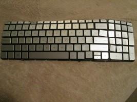New HP ENVY 15-ae000 15t-ae000 15t-ae100 15-ae041nr Keyboard US Backlit Silver