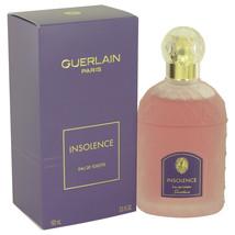 Guerlain Insolence 3.3 Oz Eau De Toilette Spray (New Packaging) image 1