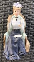 AVON Mrs. P.F.E. Albee President's Club 1982 The Albee Award porcelain figurine - $14.03