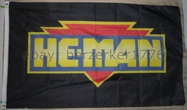 New Adventures He-Man and the Masters of the Universe 3'x5' Flag Banner USA Ship - $25.00