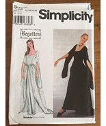 Simplicity 9128 Sewing Pattern, Misses' Dress, Size PP (12,14,16,18) - $11.87