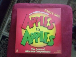 Pre-Owned Boardgame Lot including Apples to Apples, Linq and OutBurst (5... - $118.80