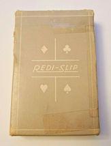 Vintage Retro Redislip Playing Cards Floral Centerpiece Van's Greenhouses  (003) image 6