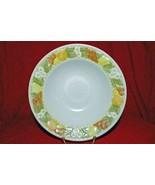 """Metlox 1986 Della Robbia Vernon Ware 9 1/2"""" Round Vegetable Bowl - $6.29"""