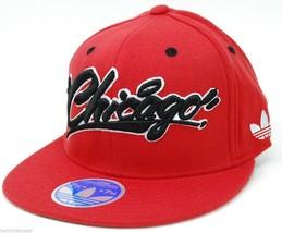 Chicago Bulls Adidas M139Z NBA Basketball Team Stretch Fit Cap Hat L/XL - $18.99