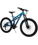 """Boy's 24"""" Oxide Mountain Pro Off Road Trail Bike 21-Speed Bicycle, Ages ... - $244.95"""