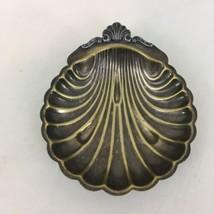 FB Rogers Silver Co 1863 Vintage 1530 Clam Shell Scallop Candy Bon Bon Bowl - $19.75