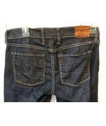 Lucky Brand Capri Denim Sofia Jeans Womens Size 4 27 Cotton Blend Dark F... - $24.99