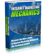 Start Making Money Online-Internet Marketing Mechanics, The Nuts And Bolts - $1.99