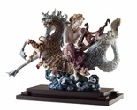 Lladro~1948~ARION ON A SEAHORSE 01001948 High Porcelain New in original box