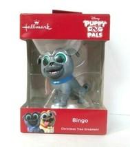 2018 Hallmark Disney Jr Puppy Dog Pals Bingo Christmas Ornament NEW - $0.98