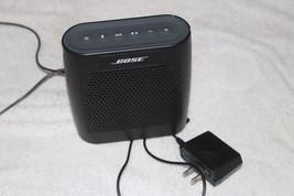 Bose SoundLink Portable Bluetooth Sound Speaker Black 415859 CLEAN USED ... - $72.47 CAD