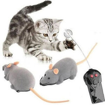 New Remote Control RC Rat Mouse Wireless For Cat Dog Pet Funny Toy ZMY7E - $8.91