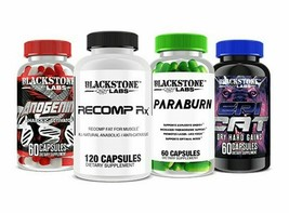 Blackstone Labs Women's Wellness Stack - Anogenin, Recomp Rx, Paraburn, ... - $139.22