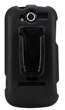 Body Glove Glove Snap-On Case with Belt Clip for HTC My Touch HD - Black - $13.99