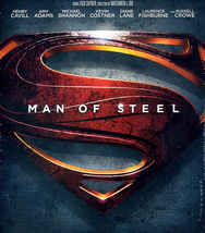 Man of Steel Steelbook [Blu-ray + DVD]