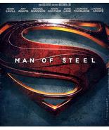 Man of Steel Steelbook [Blu-ray + DVD]  - $17.95