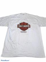 Harley Davidson Puerto Plata Republica Dominicana White T Shirt Men's Si... - $14.98