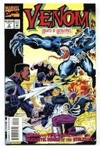 Venom: Nights of Vengeance #2-1994 Second issue Comic Book NM- - $18.92