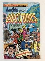 Radio Shack Presents Archie and the History of Electronics Comic Book 1990 - $2.00