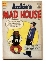 Archie's Madhouse #5 1960- Archie MASK!-Betty and Veronica - $44.14