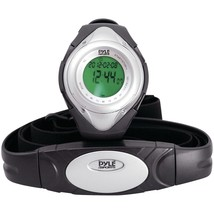 PYLE PHRM38SL Heart Rate Monitor Watch with Minimum, Average & Maximum H... - $205.72