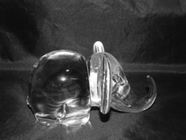 Steuben Glass Elephant Figure AS IS - $27.72
